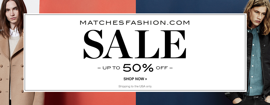 matchesfashion Gift Guide